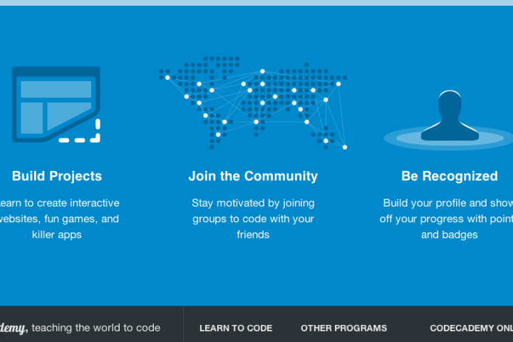 Codeacademy, the best learning experience inside and out!