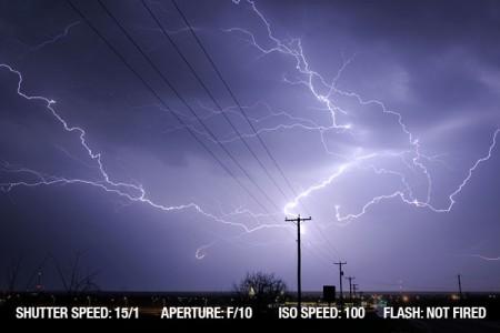 Lightning photography by Paul Schneider