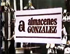 70s Almacenes Gonzales