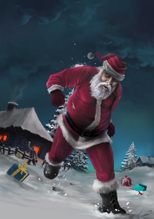 Run Santa Run por muratkara