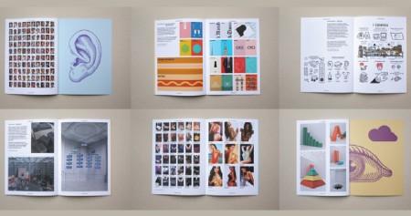 Varios diseños exhibidos en el GDFB