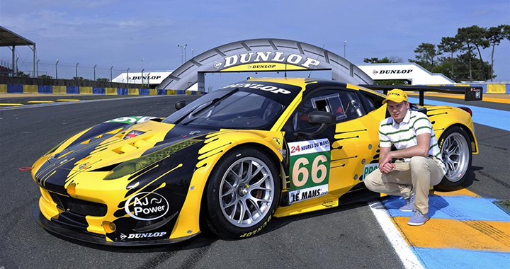 Dunlop Art Car Competition