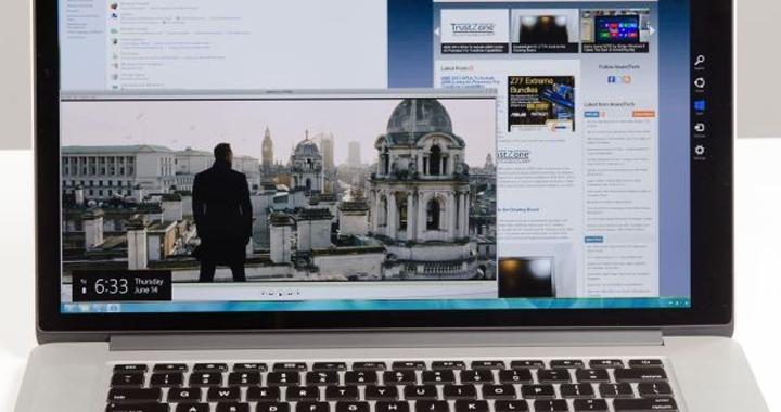 El MacBook Pro de Apple es el mejor portátil para ejecutar el sistema operativo Windows