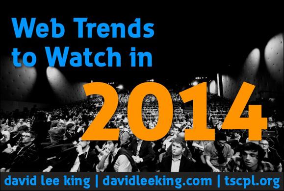 Tendencias de Diseño Web 2014