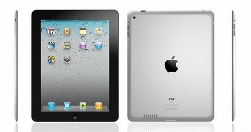 IPad 2 Mock Up Render