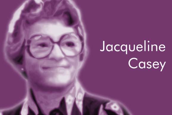 Jacqueline Casey1