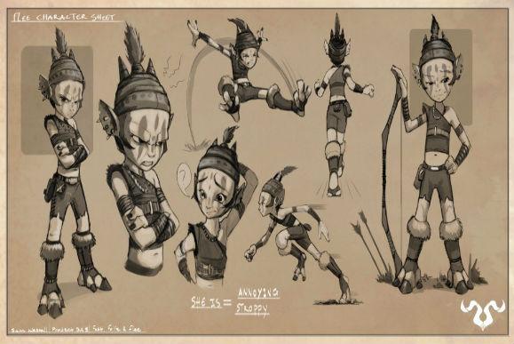 Flee Character Sheet 956x479