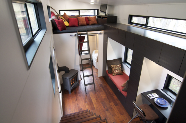 Tiny House by: Andrew Morrison and Gabriella Morrison