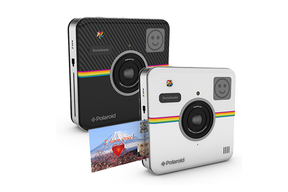 Nueva Cámara Polaroid Socialmatic
