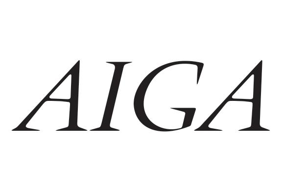 """American Institute of Graphic Arts """"AIGA"""""""