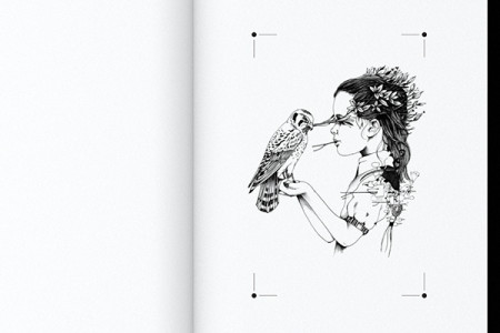 "Diseño editorial de ""Ord For Dagen: Mordknull"", Non-Format, 2014"